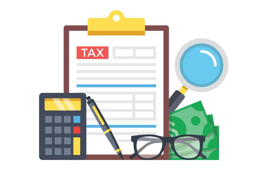 tax clip art